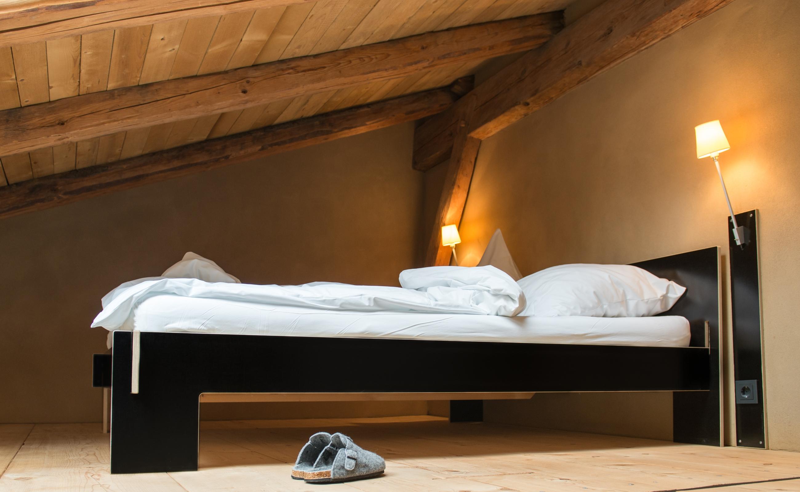 Wohnideen Luzern bett siebenschläfer nils holger moormann wohnidee luzern wohnidee