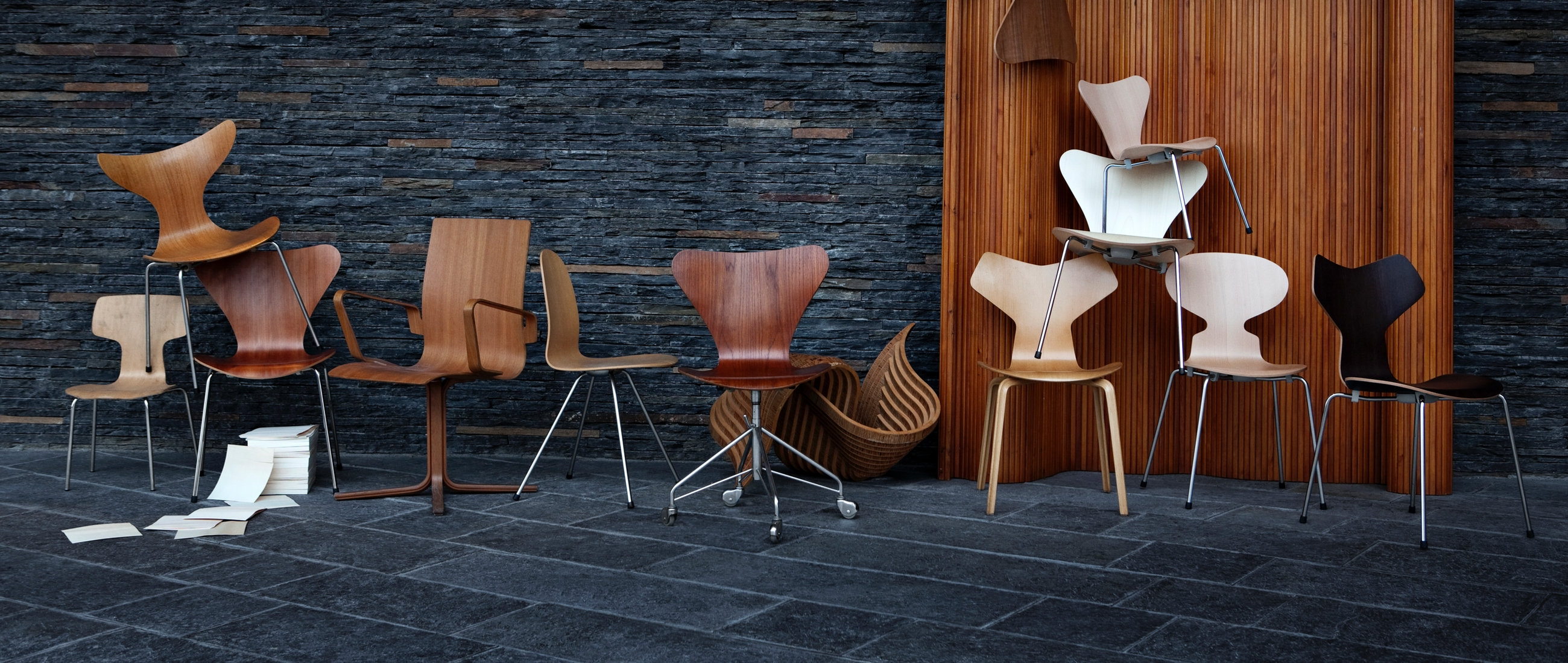 fritz hansen wohnidee. Black Bedroom Furniture Sets. Home Design Ideas