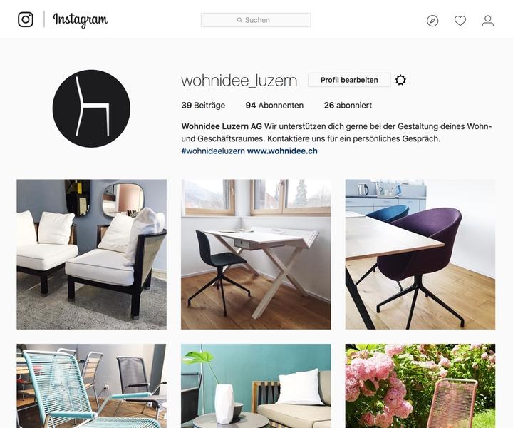 Wohnideen Luzern wohnidee luzern inspirationen auf instagram finden