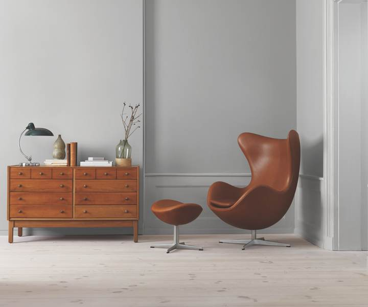 egg sessel von fritz hansen in der wohnidee luzern kaufen. Black Bedroom Furniture Sets. Home Design Ideas