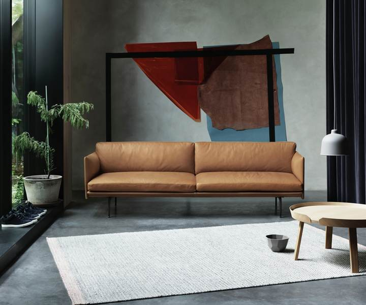 Wohn Idee muuto products continually with subtle nuances that